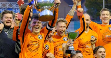 Sunday Cup winners 2019/20